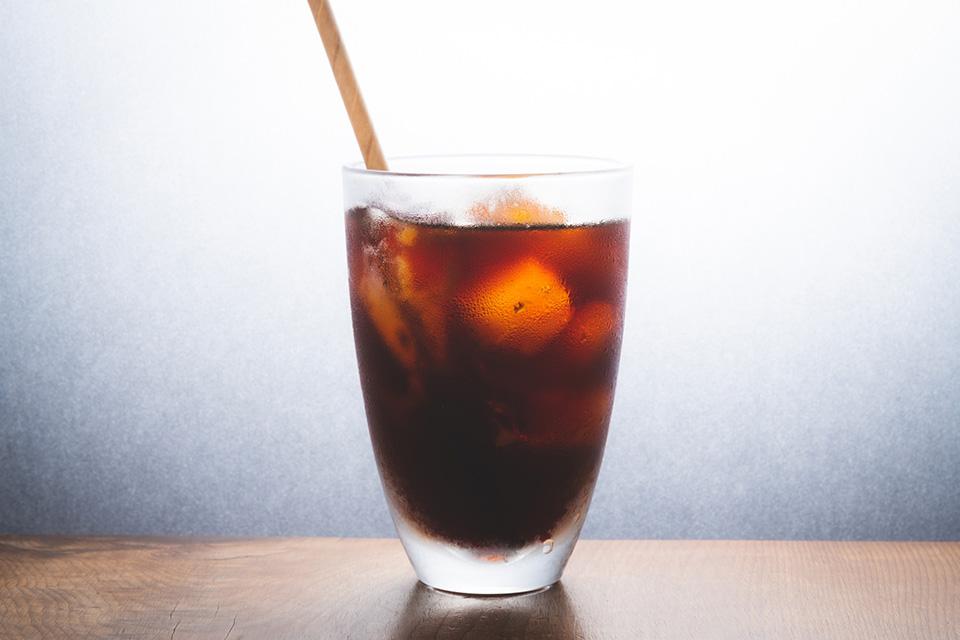 Iced coffee ¥350