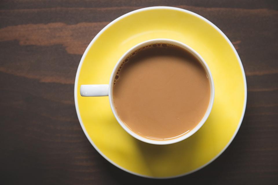 cafe latte ¥450