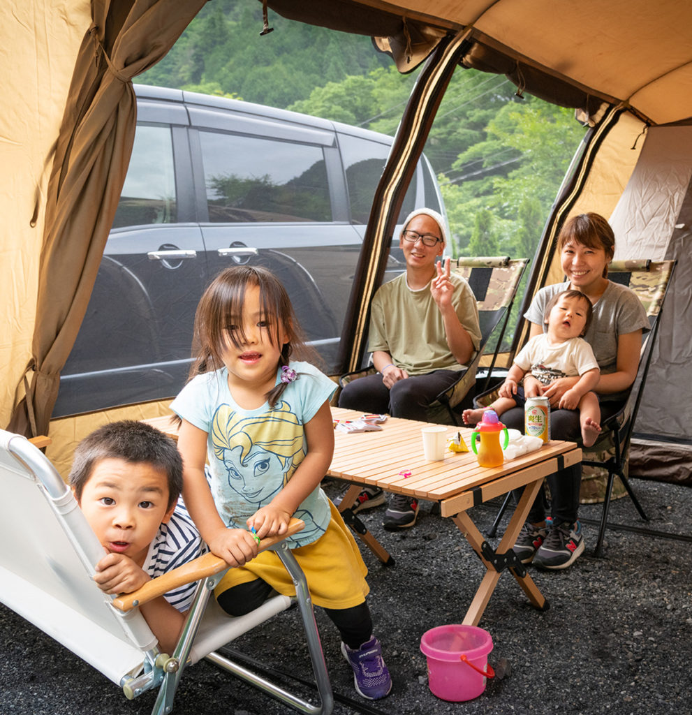 キャンプフォトサービス